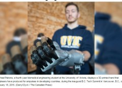 Virtual reality, 3D printing among innovations changing medical treatment